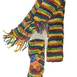 New handmade scarf/headband set